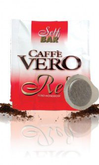 "Кофе в чалдах Caffe Vero ""Red"""